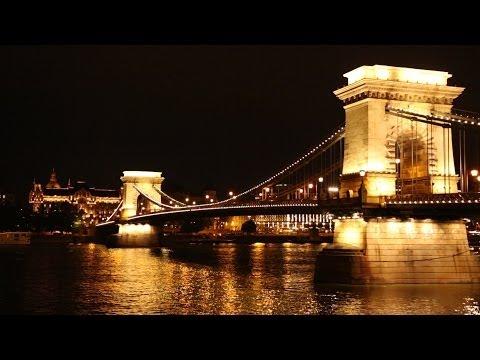 Széchenyi Chain Bridge: Budapest's most iconic bridge