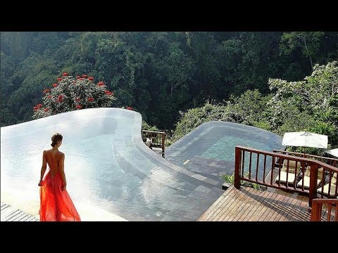 Hanging Gardens Of Bali, Payangan, Bali, Indonesia, 5 Star Hotel