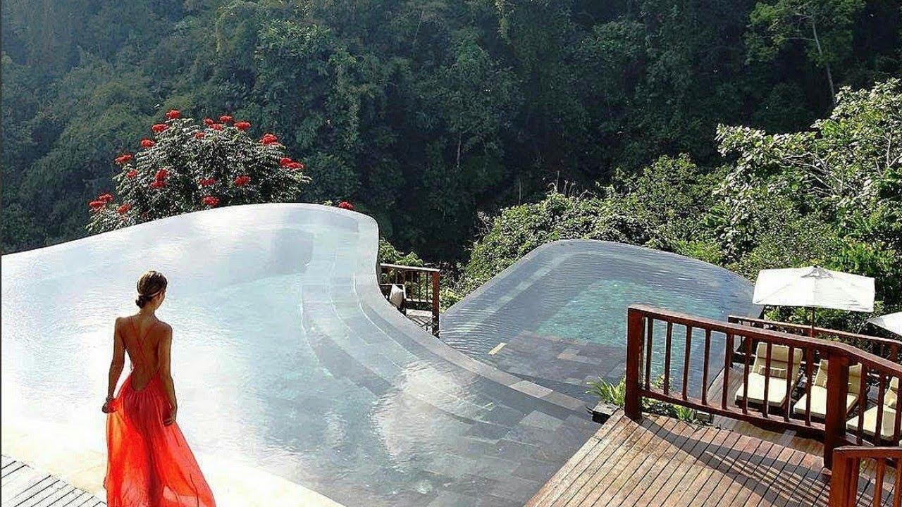 Hanging Gardens of Bali, Payangan, Bali, Indonesia, 5 star ...