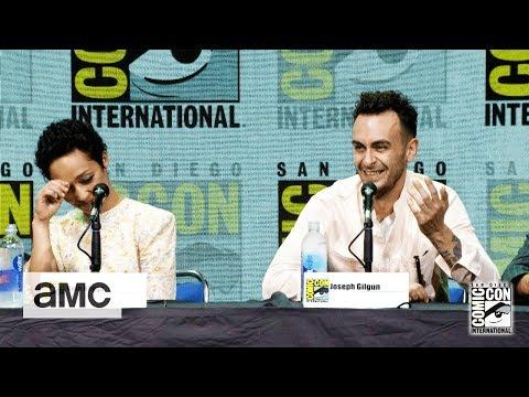 Preacher: 'Joseph Gilgun on a Crazy ' ComicCon 2017 Panel