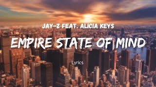 Jay-Z feat. Alicia Keys - Empire State of Mind lyrics (Glee version)