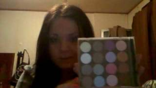 Homemade Nail Art container palette & my youtube inspired cd palette Thumbnail