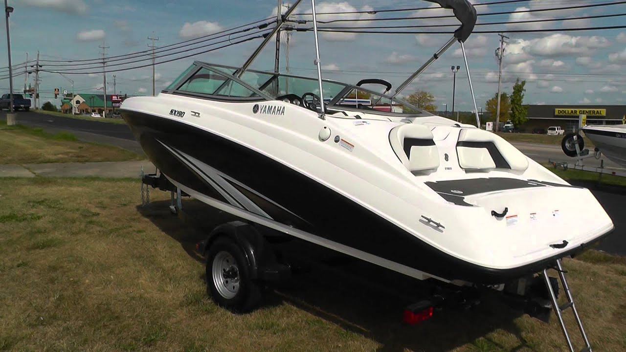 2016 yamaha sx190 for sale at lodder 39 s marine youtube