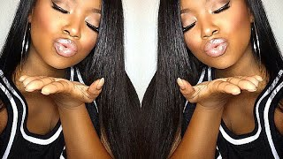 """I Feel Like Aaliyah"" -Diamond Virgin Hair Company Thumbnail"
