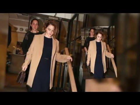 Emma Watsons Neue Frisur