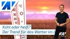 Wie wird das Wetter im Juli 2020? Gibt es warmes  Badewetter? Oder wird es   unterkühlt?