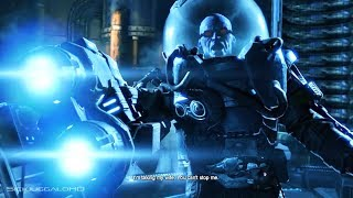 Batman Arkham Origins Cold, Cold Heart Ending Walkthrough - Batman vs Mr. Freeze
