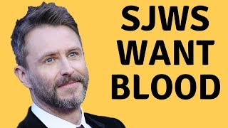 26 Morons Quit After Chris Hardwick Doesn't Get Railroaded By AMC