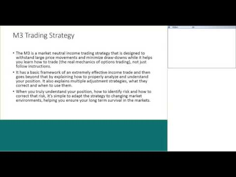 M3 Strategy with Dave Thomas - 01/07/2016 - Part 1 of 2