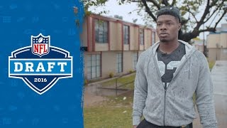 Corey Coleman (Baylor, WR): From High School to Top NFL Prospect | 2016 Draft Diary Pt. 1 | NFL