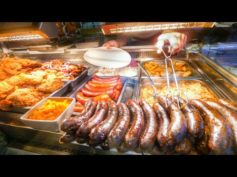 Street Food in Budapest!! 🇭🇺 THE ULTIMATE HUNGARIAN FOOD Tour in Budapest, Hungary!