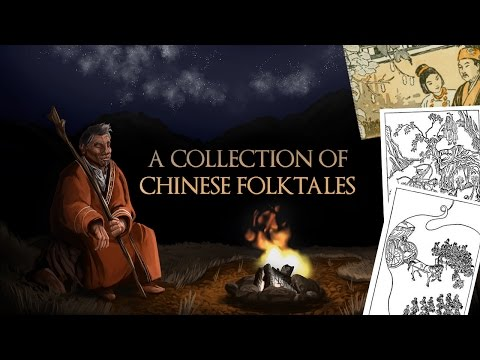 Folklore - A Collection of Chinese Folktales