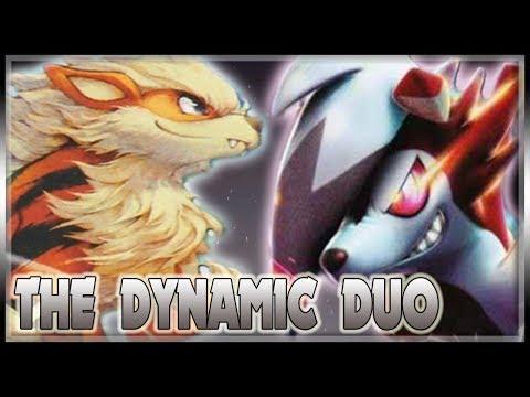 LYCANROC & ARCANINE THE VGC SHOW STOPPERS! | VGC 2017 | Pokemon Sun & Moon LIVE VGC Battle Spot