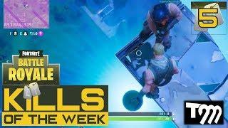 Fortnite: Battle Royale - KILLS OF THE WEEK #5