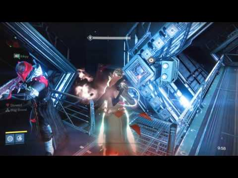 Destiny - Prove Yourself In Rasputin's Bunker [Red Bull Quest]