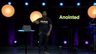 S.A.V.A.G.E Part 2- Anointed (Roland Caldwell Jr)