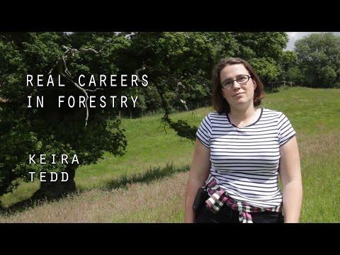Real Careers In Forestry - Keira Tedd
