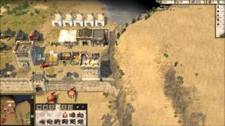 Stronghold Crusader 2 Gameplay Walkthrough Part 2 - Rat in a Cage - [1080p] Max Settings GT 650M