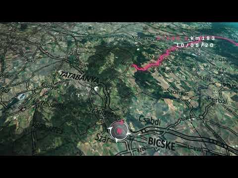 Giro d'italia 2020 | Stage 2