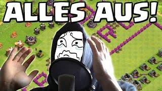 ALLES AUS! || CLASH OF CLANS || Let's Play CoC [Deutsch/German HD+]