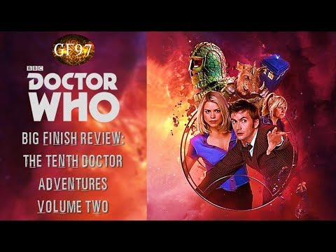 Doctor Who Big Finish : The Tenth Doctor Adventures: Volume Two