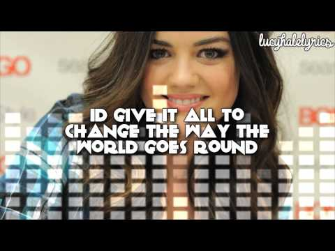 Have You Ever - Lucy Hale (American Juniors) - Lyrics