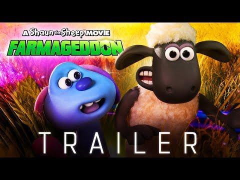 Shaun the Sheep Movie 2: Farmageddon – Official Trailer
