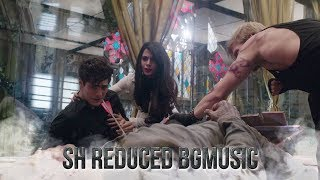 Shadowhunters Reduced BGMusic 01x08 - Alec is injured by a Forsaken