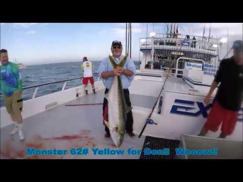 Excel Sportfishing Annual Sogioka/Stires 8 Day Charter 2018
