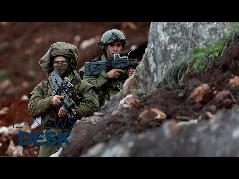 Israel and Lebanon Walk Barbed Wire Fence to Prevent Escalation