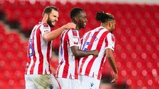 HIGHLIGHTS: Stoke City v Huddersfield Town