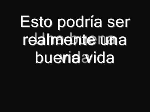 One Republic - Good Life Letra en español