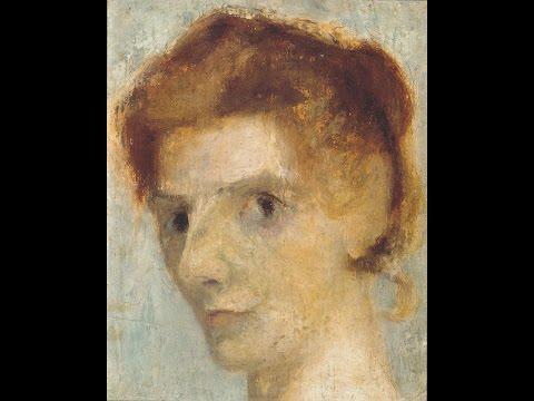 Paula Modersohn-Becker (1876-1907) Post-Impressionist painters