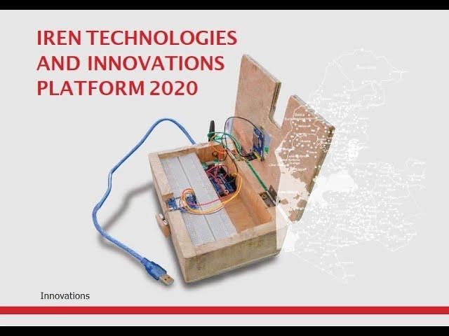 IREN Technologies & Innovation Platform 2020   Innovations