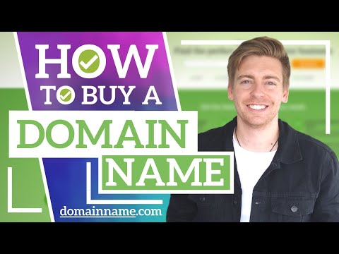 How to Buy a Domain Name | Domain Name Registration for Small Business (Beginners Guide 2020)