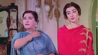 Pran & Joy Mukherjee fight to be Saira Banu's Husband | Bollywood | Action Scene | Door Ki Awaaz