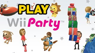 Wii Party - Official Nintendo Wii Trailer
