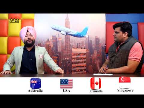 Canada Study Visa Expert Mr. Sukhchain Singh Rahi- RS Global Immigration