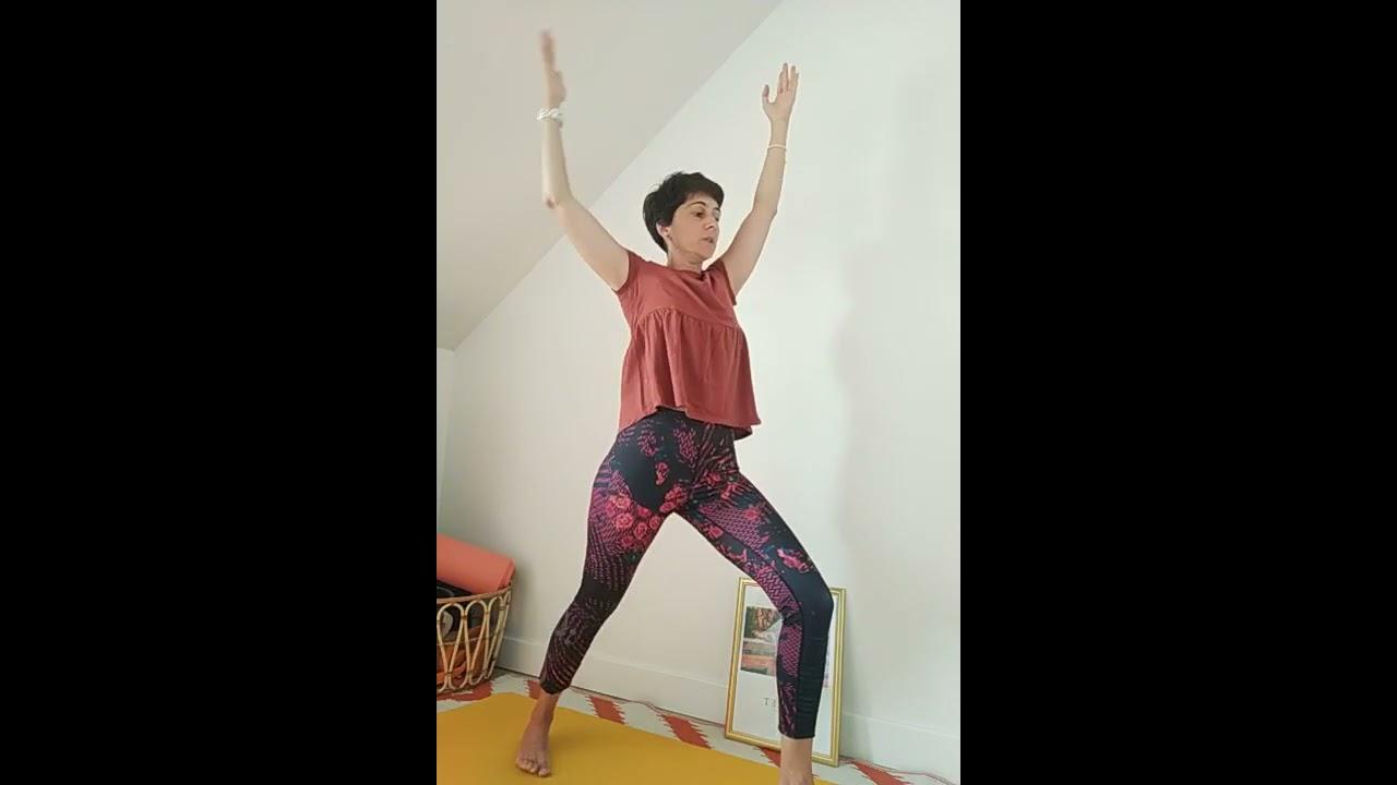 Yoga en ligne avec Lucile Gueguen - vidéo 2