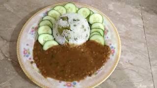 Sabut Masoor dal /Malika masoor/kali Masoor dal Maria,s kitchen