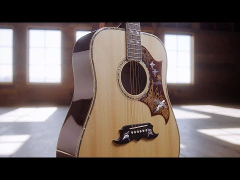 Gibson Acoustics: Explore The New Custom Collection