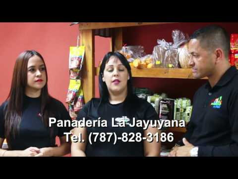 Turismo Con Perea - Panaderias La Jayuyana y La Antigua Bakery