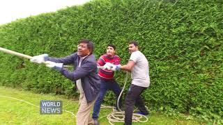 Jamaat Stories from Switzerland, Sri Lanka September 2017