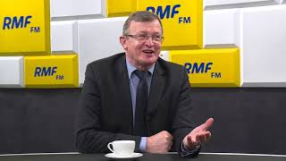 Cymański o Adamowiczu: Był bardzo ciekawym rozmówcą, bardzo dużo czytał