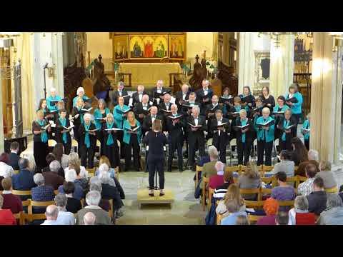Preston Orpheus Choir - Ave Maria - Stravinski