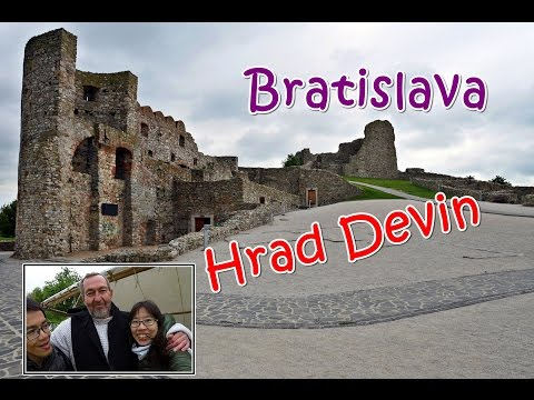 GoNoGuide SS1 EP107 - เที่ยวบราติสลาวา - Hrad Devin - Bratislava - Slovakia สโลวัคเกีย