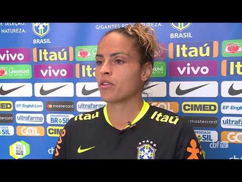 Seleção Brasileira Feminina: Mônica e Ludmila comemora retorno a equipe