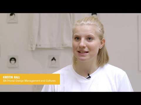 Kristin Hall | BA (Hons) Design Management