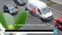 """Attentat à Paris : """"On a vengé le prophète Mohammed ! On a tué Charlie Hebdo !"""""""