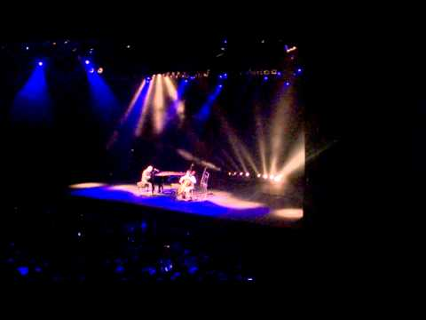 Titanium Pavane - The Piano Guys Live